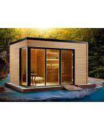 GAZEBO Cabanon Sauna WS-LT08
